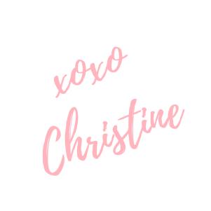 xoxoChristine